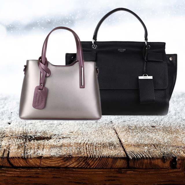 96f28087b Luxusní kožené kabelky Carina a značkové kabelky Guess naleznete aj na  www.emotys.cz za skvělé ceny. #dnesnosim #emotys #fashion #style #love