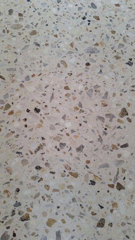 Concrete Aggregate Floor Polished Concrete Polished