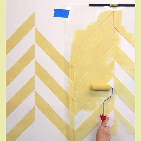 COLOUR FLOORS. IDEAS FOR INTERIOR .. Tutorial | Painting with Tom ...