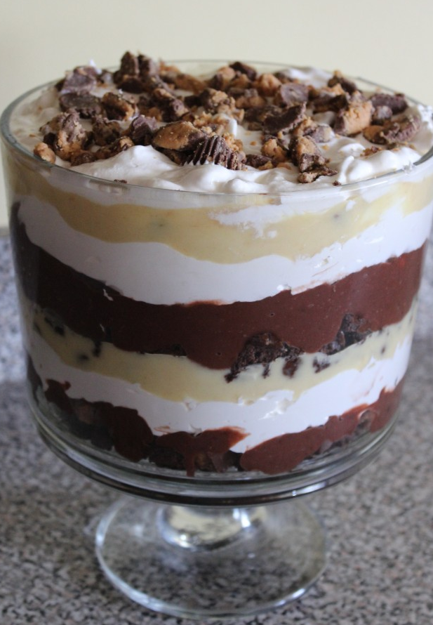 Trifle Bowl Recipes On Pinterest  Desserts Layered Pea