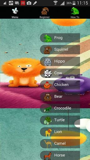 The app contains several picture puzzles. The game needs patience to re-set up the original picture. It's a fun game and easy to play. Playing this game is really worth to pass your free time and enhances your mind's patience and strength.  <br>How to play:<br>Select an animal puzzle from the Menu. Tap 'Randomize' to enable puzzle auto rotation function. Just tap or slide the square block next to the blank block. You can view the original image at any time by tapping 'Preview'. During…