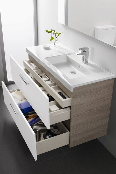 50++ Evier double vasque salle de bain trends