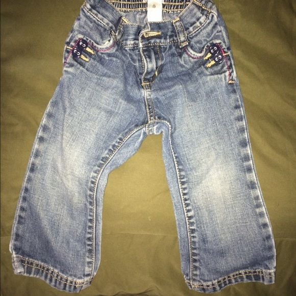 Girls jeans 18-24 months Gently used Old Navy Jeans Boot Cut