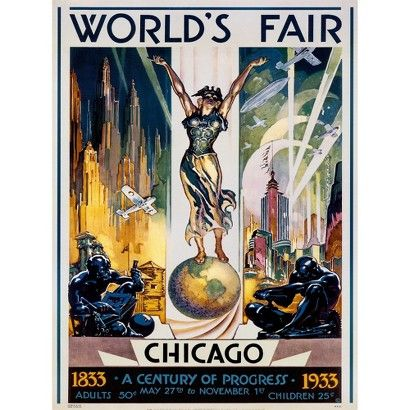 Art.com - World's Fair, 1933