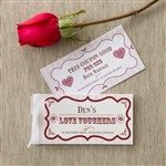 Personalized Romantic Love Coupons - Create Your Own - Valentine's Day Gifts