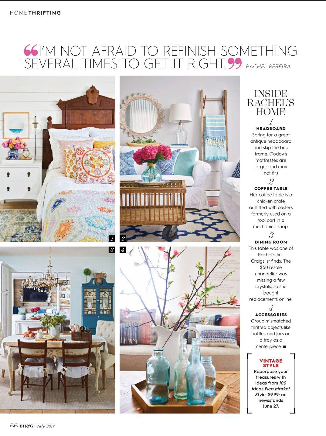 6446c756edc9a6efe42bc7045c7157f7 - Better Homes And Gardens Flea Market Style Magazine