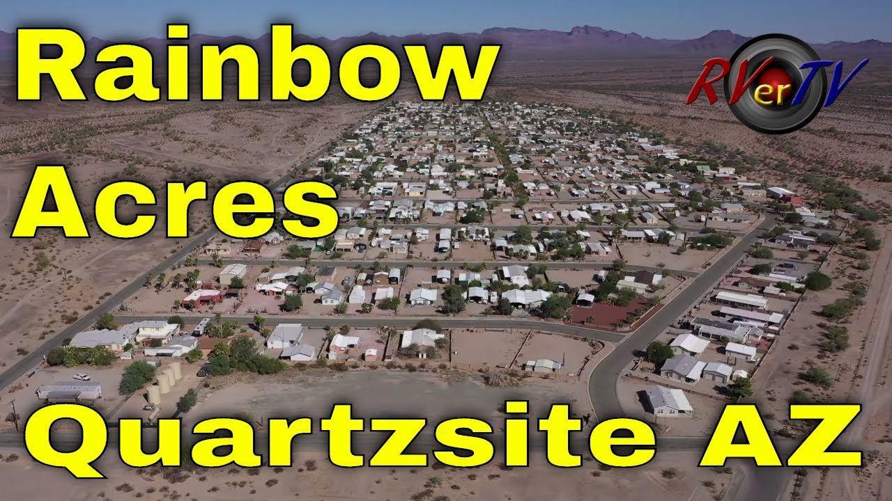 RV Camping in Quartzsite Arizona | Quartzsite Arizona RV
