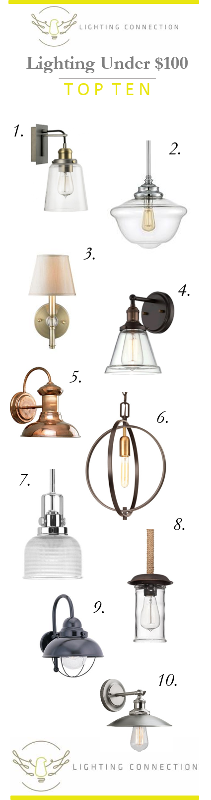 Great Lighting Shouldn T Break The Bank Connection Offers Quality Affordable And Modern Light Fixtures Products