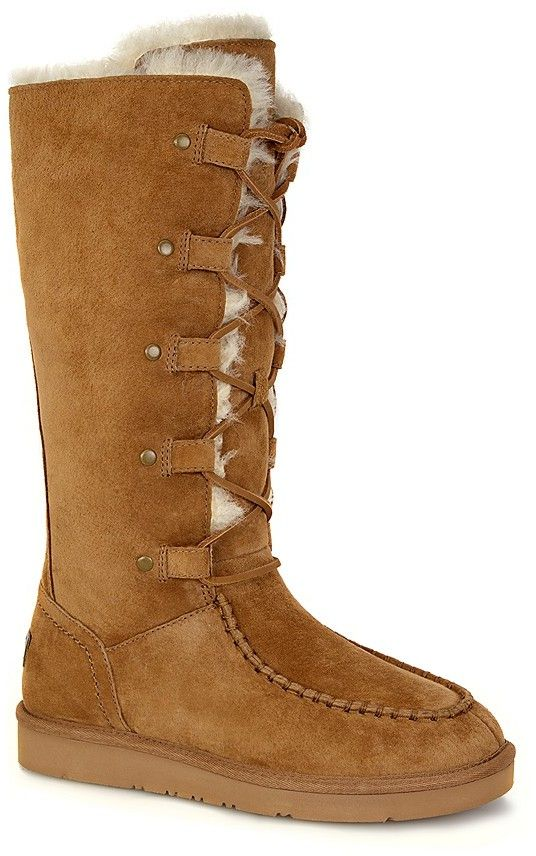 Ugg Appalachian Lace Up Tall Boots Https Api Shopstyle Com Action