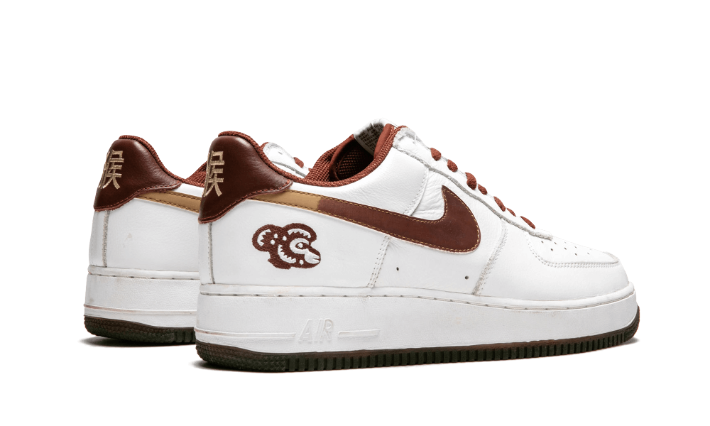 80c915b3b8e9 Nike Air Force 1 White Pecan  YEAR OF THE MONKEY