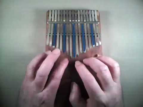 The Butterfly - Celtic music on Kalimba - YouTube