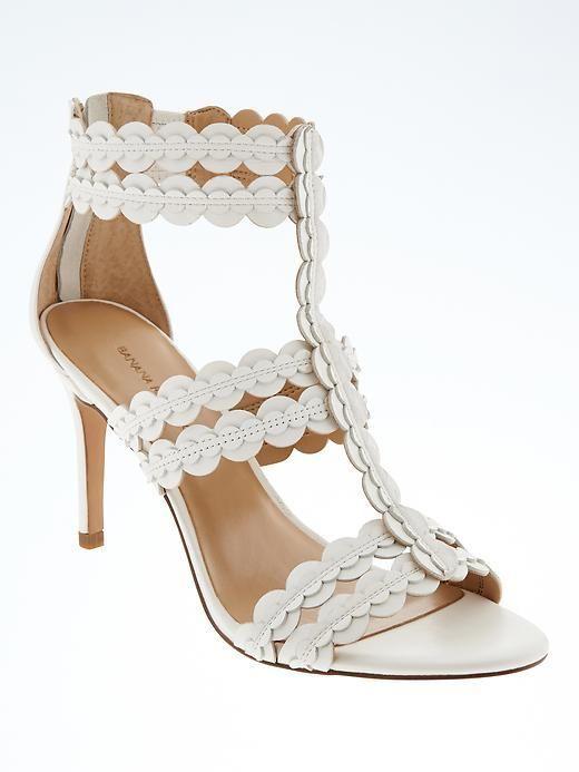 4ef29c97fbd7 Scalloped High Heel Sandal (affiliate)