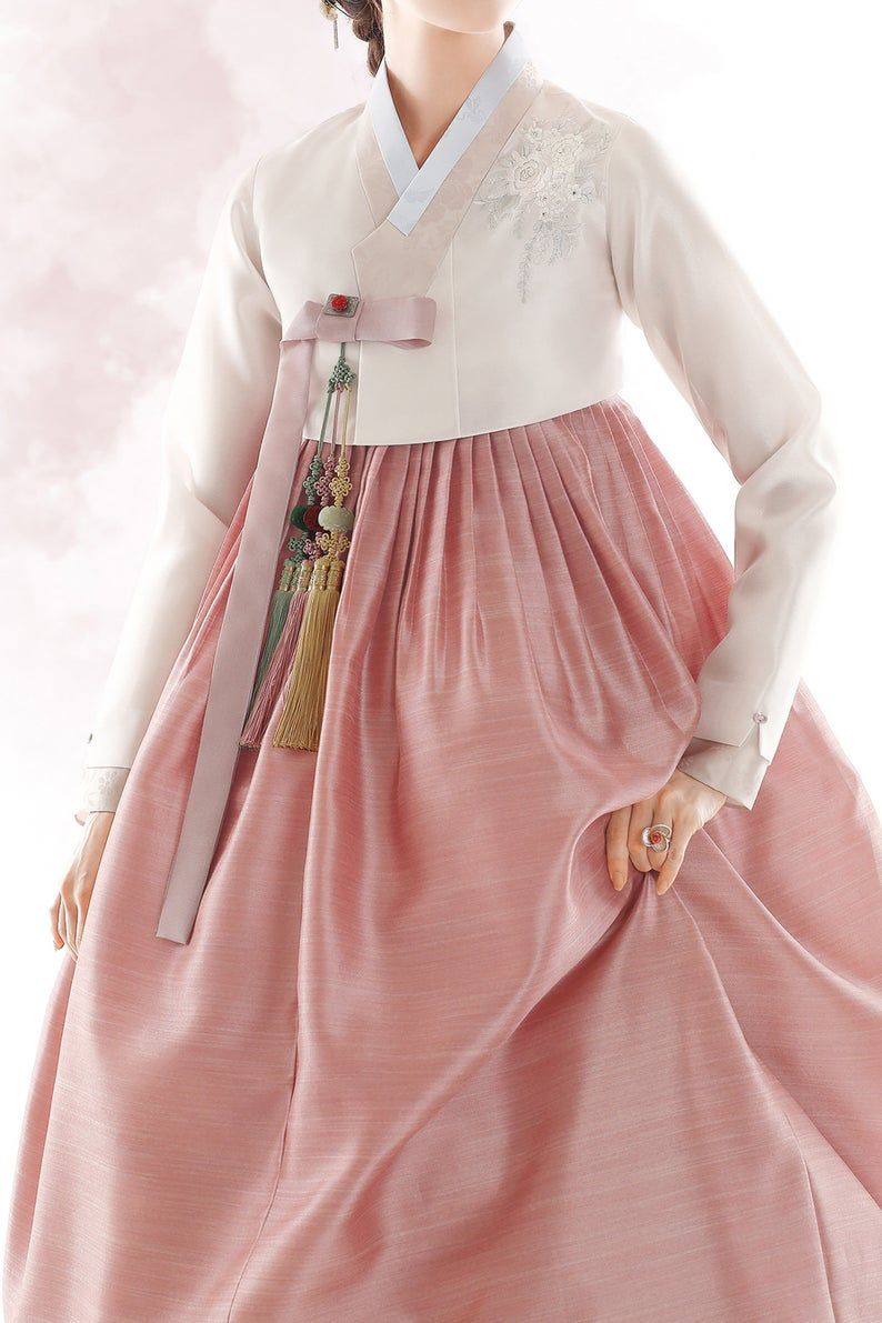 Baju Hanbok Korea
