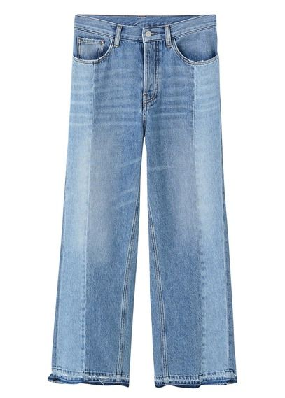 2239acb2a2d4 Nouvelle Collection JEAN FLARE TAILLE NORMALE TEJANO MEDIO MANGO ...