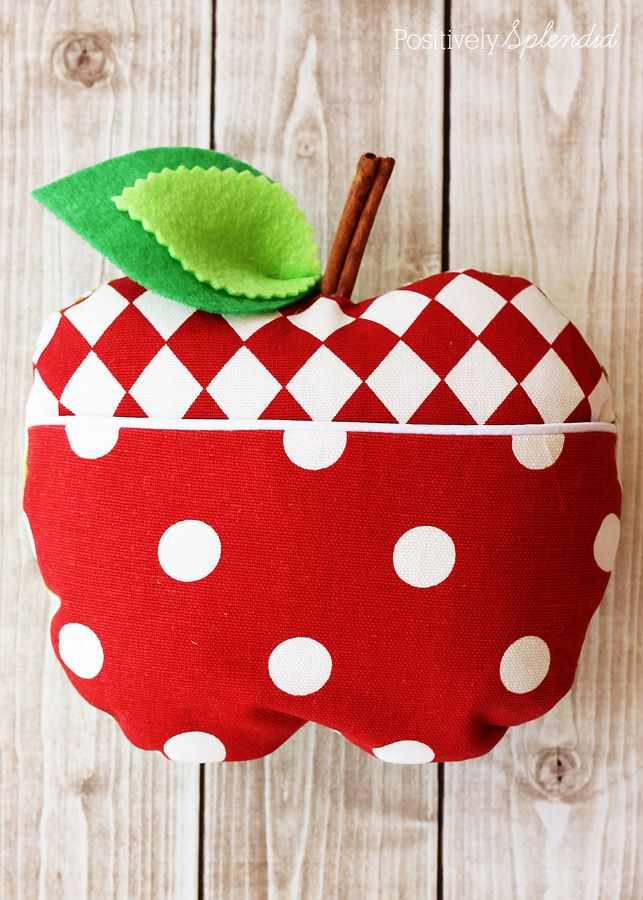 DIY: apple softie