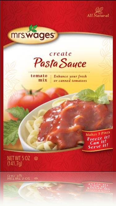 Mrs wages salsa mix