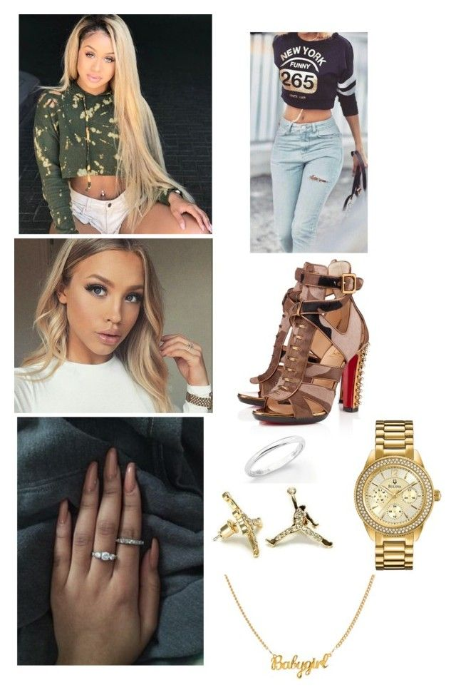 """""""What A Feeling"""" by paukar ❤ liked on Polyvore featuring De Beers and Bulova"""