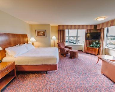 Hilton Garden Inn Manchester Downtown Hotel, NH   1 King Suite