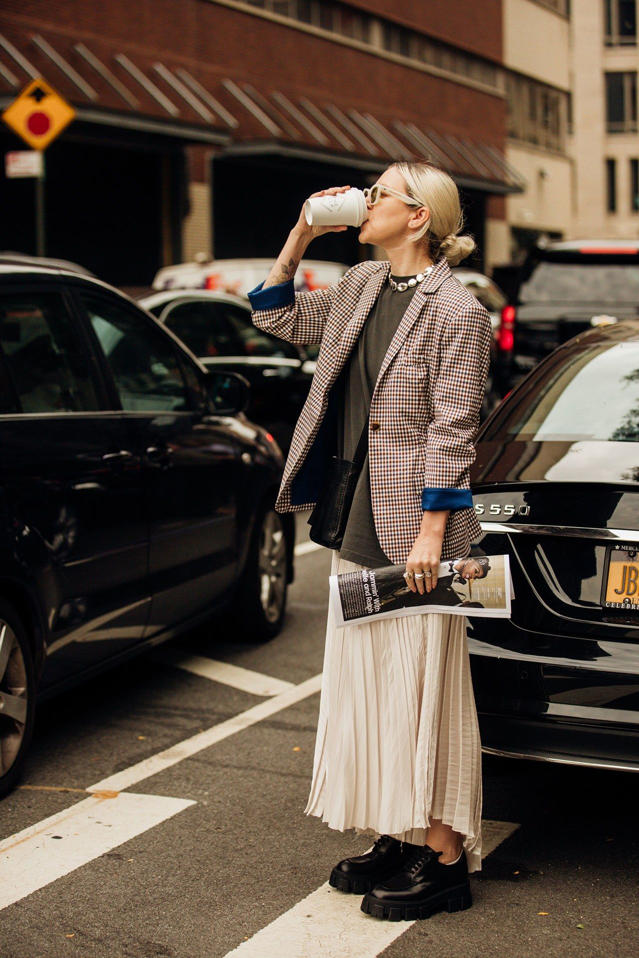Photo of Street Style New York Fashion Week