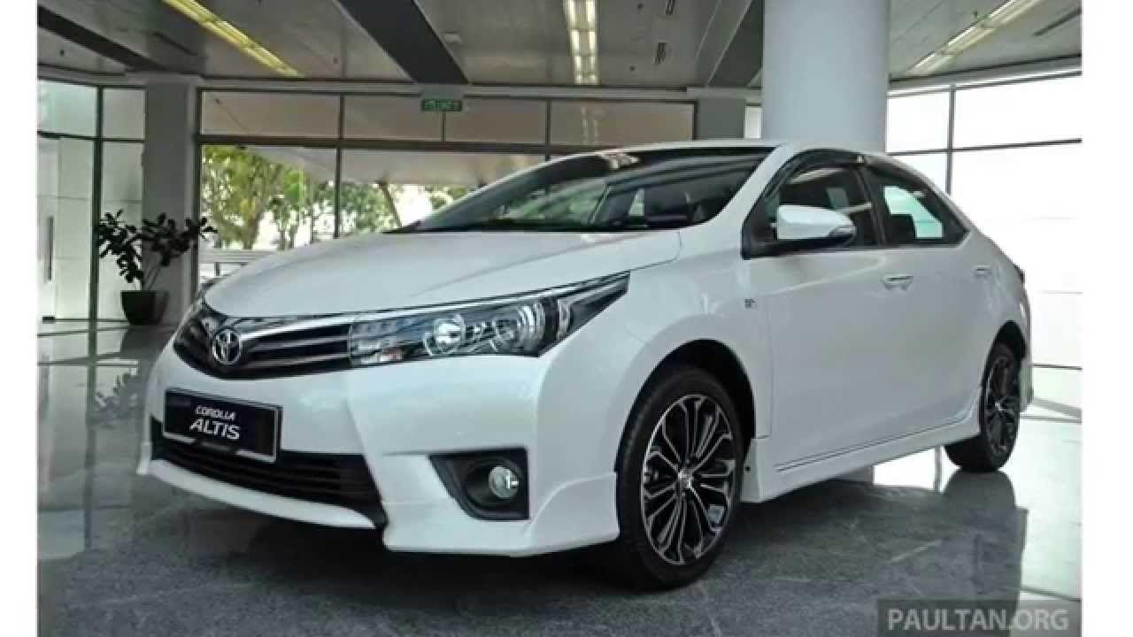 Toyota 2016 toyota corolla altis