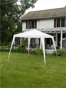 Rite Aid 9 X9 Home Design Lawn And Party Gazebo Instructions Fixya Party Gazebo Gazebo White Gazebo