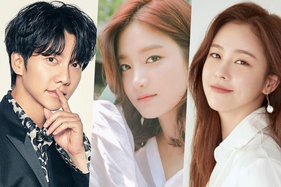 Lee Seung Gi's Upcoming Drama Confirms Its Starring Cast