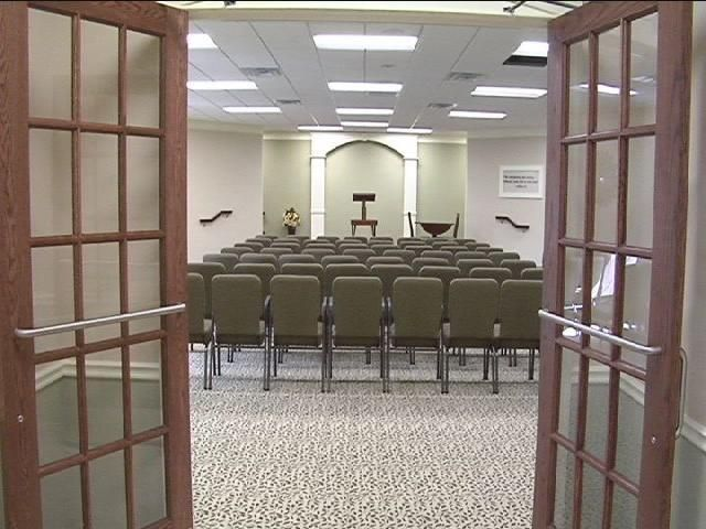 Beautiful kingdom hall