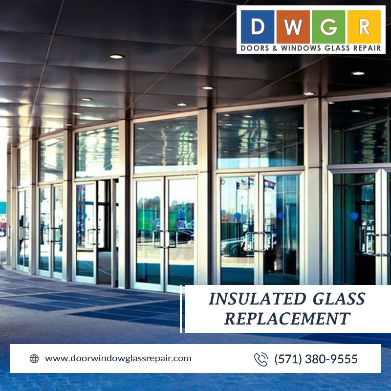 We Can Repair Or Replace The Insulated Glass Of The Window System If You Are Thinking About Repairing Or Upg Window Glass Repair Storefront Glass Glass Repair