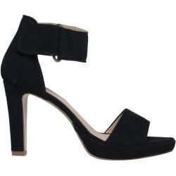 Photo of Black open-toe sandals (36,37,38,39,40,41,42) Manfield