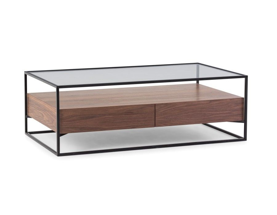 Axel Coffee Table Walnut
