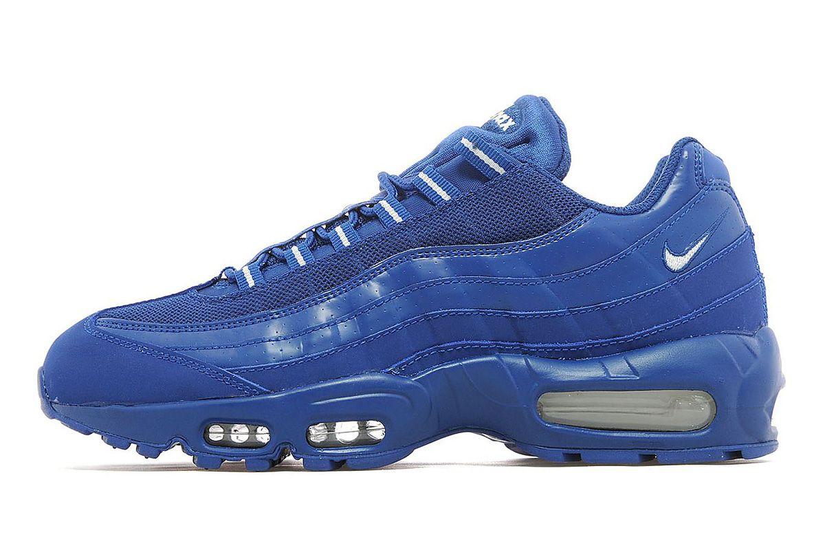 """Nike Air Max 95 """"Blue & White"""" JD Sports Exclusive Air"""