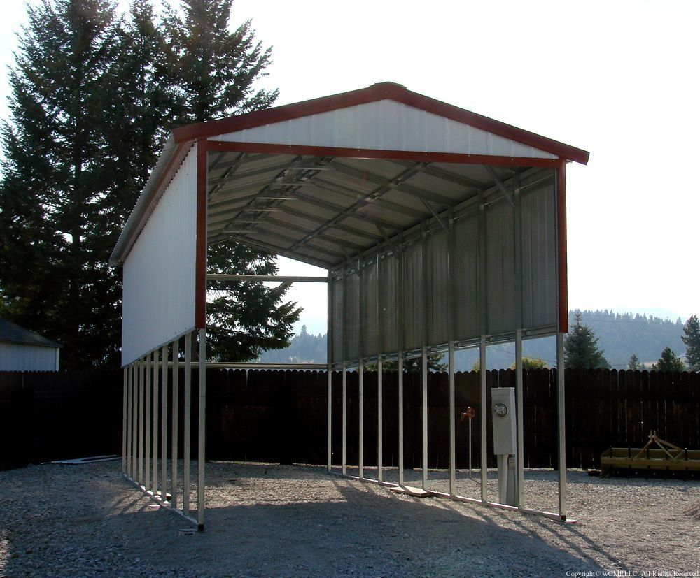 Metal Carports Portland Oregon Carport Ideas Carport Ideas ...