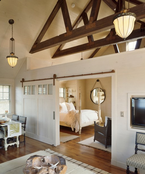 Carriage House Apartments: A New Project + 25 Of The Best Modern Barn-Style Doors