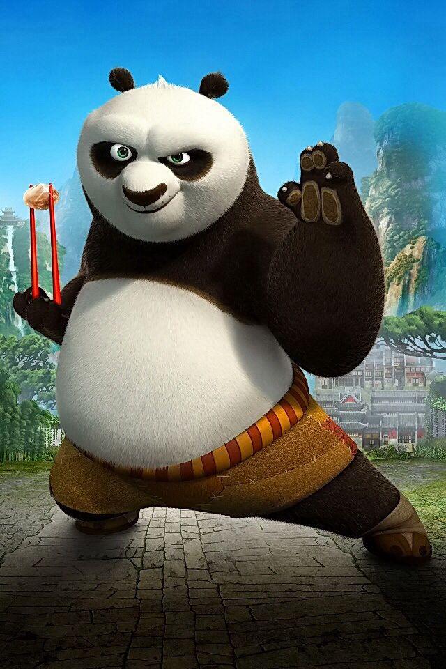 Kung Fu Panda 5 Anos In 2019 Panda Movies Kung Fu Panda 3 Kung
