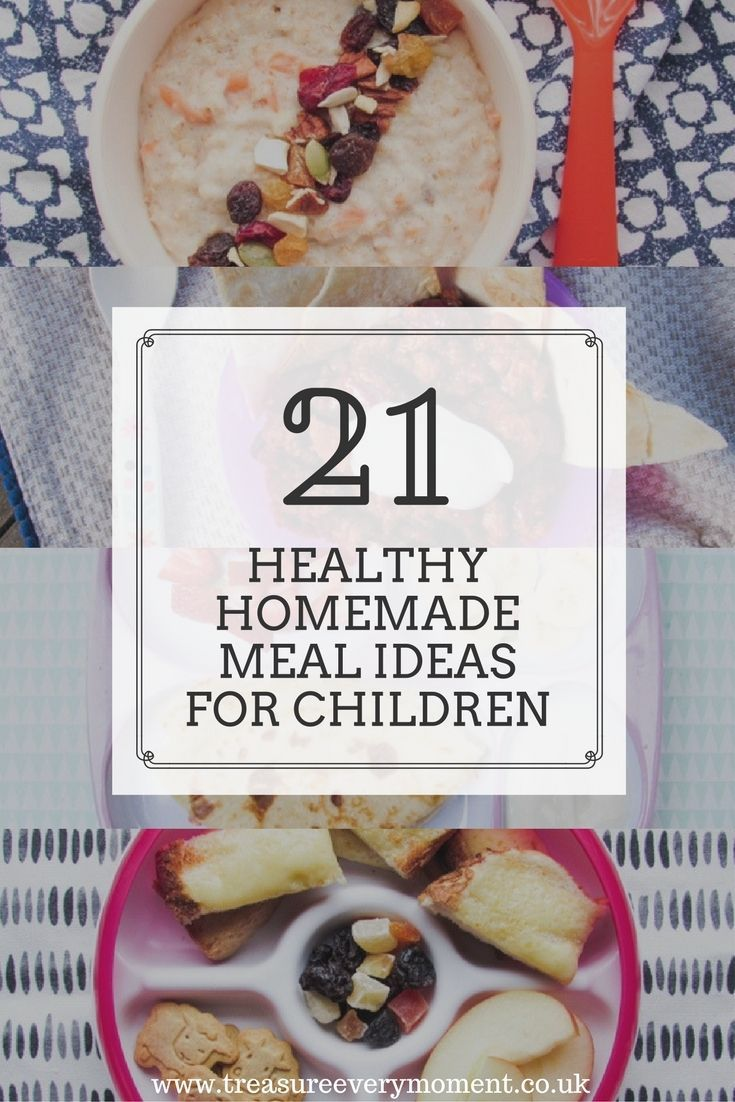 21 healthy homemade meal ideas for children healthy family recipes