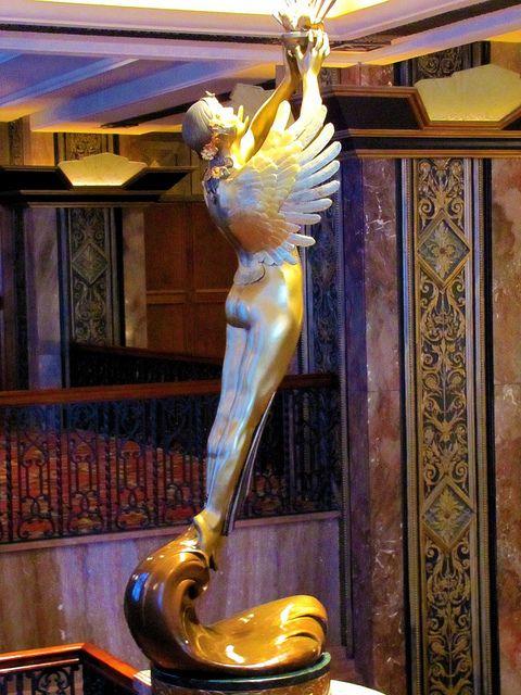 Art Deco At The Phillips 5 Dawn Art Deco Architecture Art