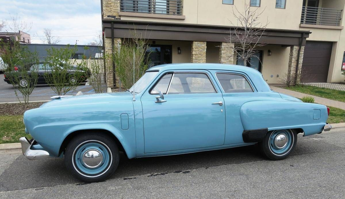 1951 Studebaker Champion Bullet Nose Coupe | Autos: 1950 to 1959