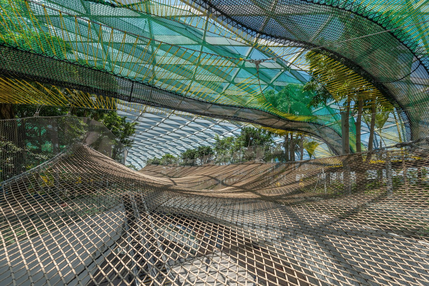 Gallery Of Jewel Changi Airport Safdie Architects 5 In 2020