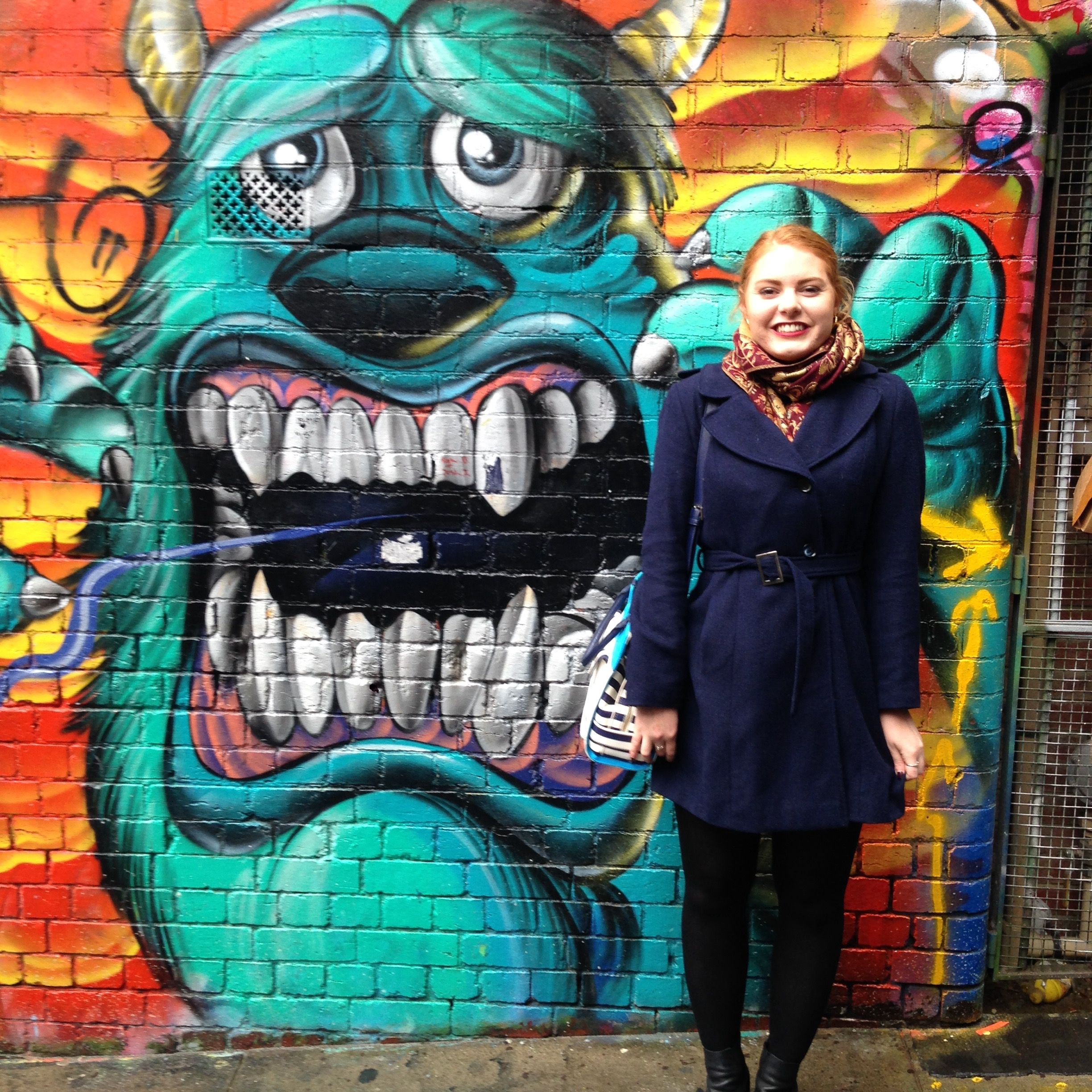Top 11 things to do in Melbourne   Pic: Hosier Lane