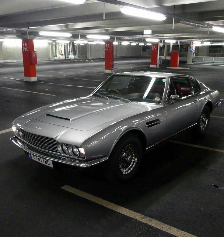 Aston Martin Dbs, Classic Cars, Aston
