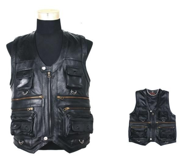 Autumn-Winter-New-Men-Waistcoat-Genuine-font-b-Leather-b-font-Outdoor-Reporters-Suit-Than-Pocket.jpg (590×552)