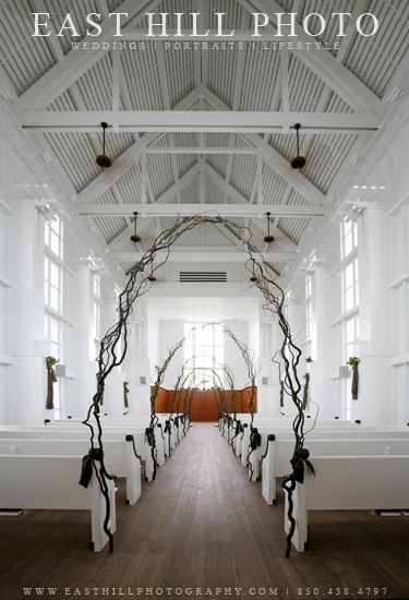 Seaside Fl Chapel Wedding Things Stuff Dream