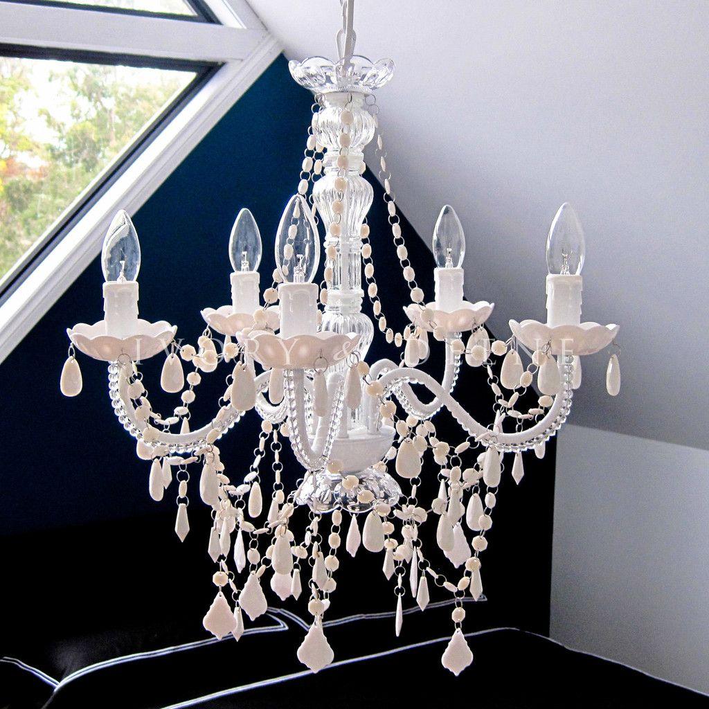 retrowhiteangeltearfrenchprovincialcrystalchandelierlight – White Crystal Chandeliers