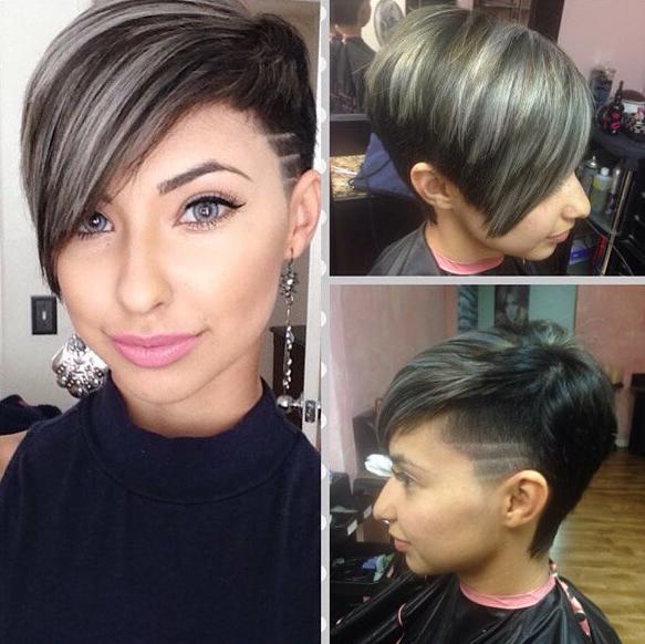 10 Kurzhaarfrisuren für tapfere Frauen! Traust Du Dich einen dieser Haarschnitte schneiden zu lassen? - Neue Frisur
