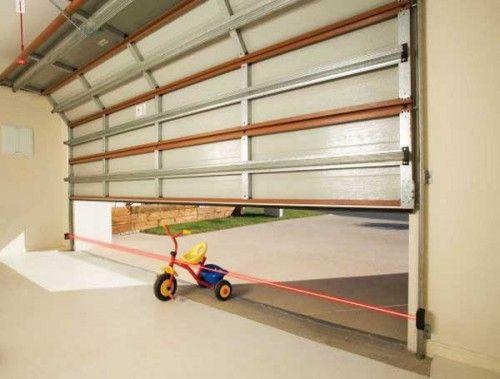 Testing Your Garage Door S Operating Safety Garage Door Safety