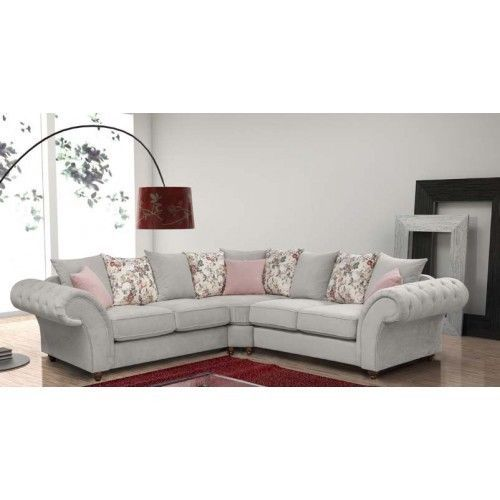 Our Team Will Unwrap And Assemble Sofa For You Seats With Super Thick And High Density Foam Wrapp Corner Sofa Living Room Corner Sofa Chesterfield Corner Sofa