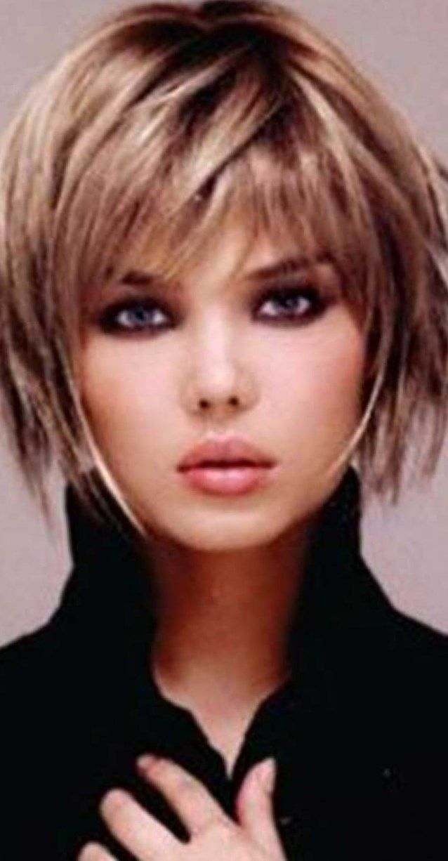 Choppy Short shag haircuts with bangs - Bing image