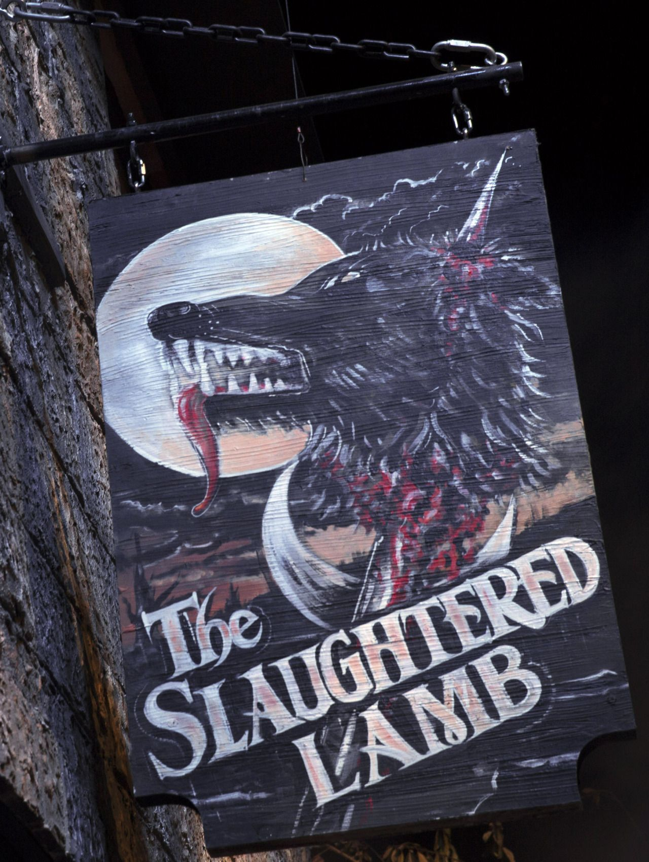 Vixens and Monsters  Movie posters minimalist Slaughtered lamb Vintage  horror