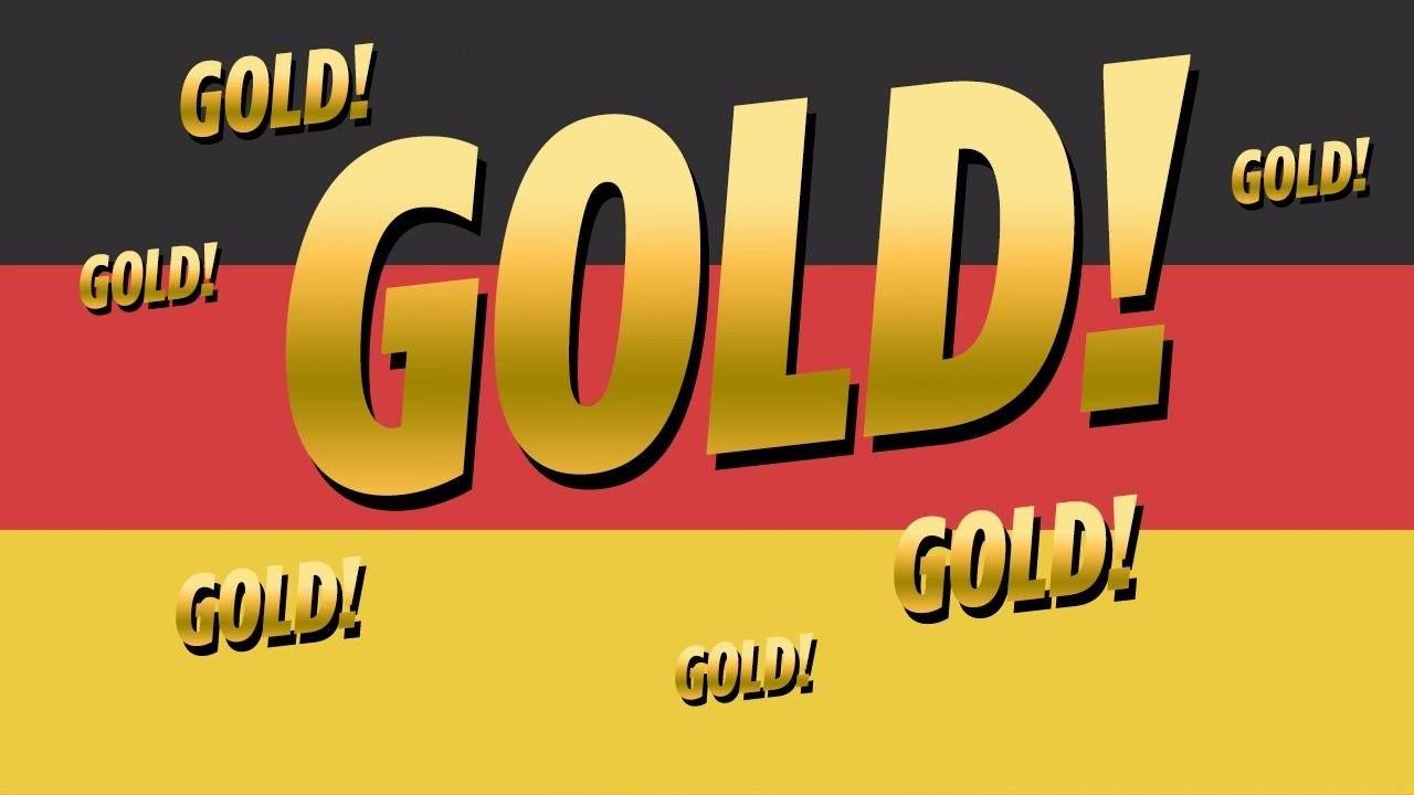 Jaaaaaaawoooooolll!!! Henri Junghänel holt GOLD im Schießen! Riesen-Vorstellung bei seinen ersten Spielen.