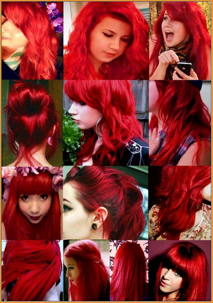 red-hair-dye-for-black-hair-without-bleaching-it.jpg (700×996 ...